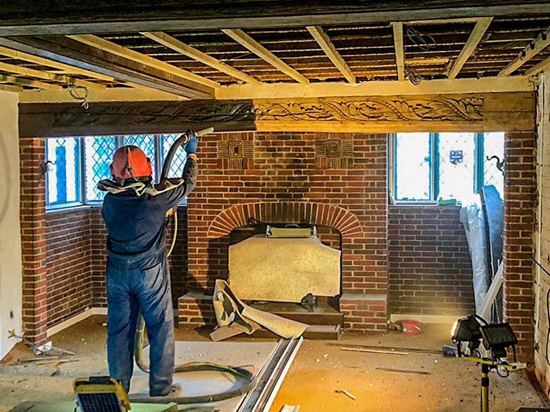 Property renovation in Hertfordshire